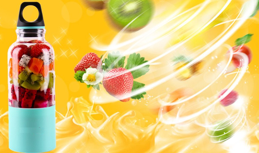 Mixing your own flavored juice