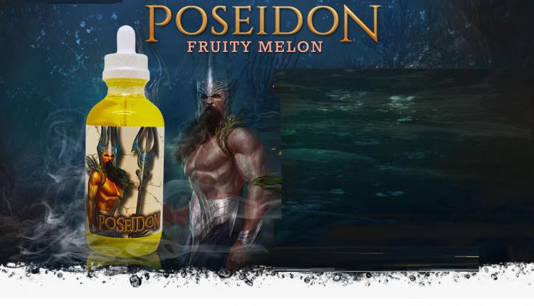 Poseidon: Fruity Melon by Cyclops Vapor Review