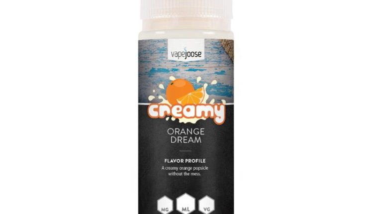 Orange Dream E-Liquid by VapeJoose Review