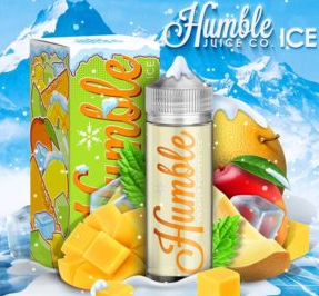Humble Juice Co. Ice Sweater Puppets E-liquid Review