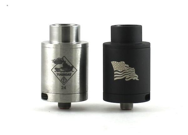 Flawless Tugboat 24 RDA Review