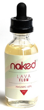 Naked Lava Flow E-liquid Review