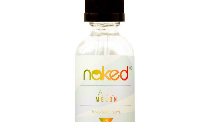 All Melon E-Juice by Naked 100 Review