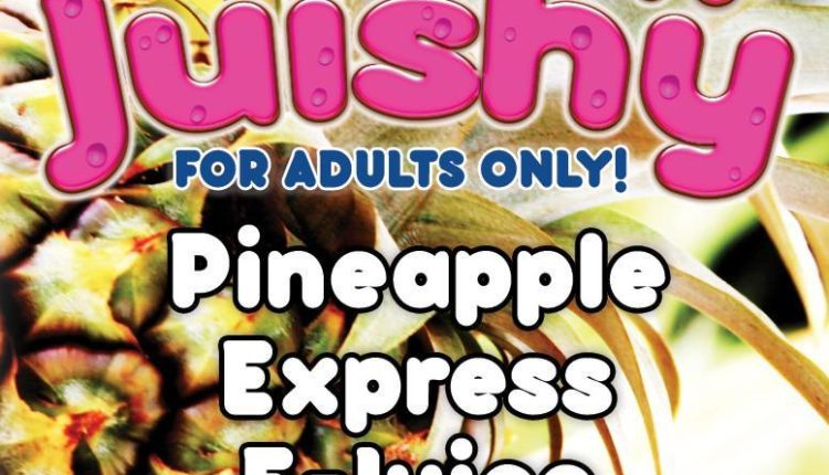 Pineapple Express E-Liquid by Juishy E-Juice Review