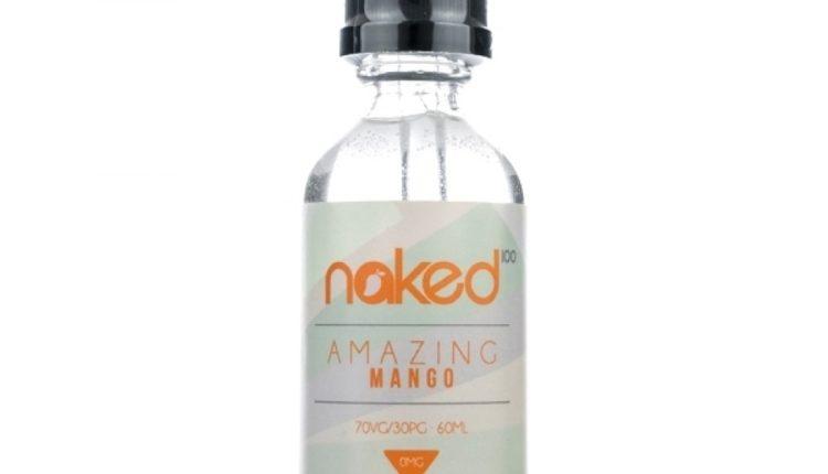 Amazing Mango E-Juice by Naked 100 Review