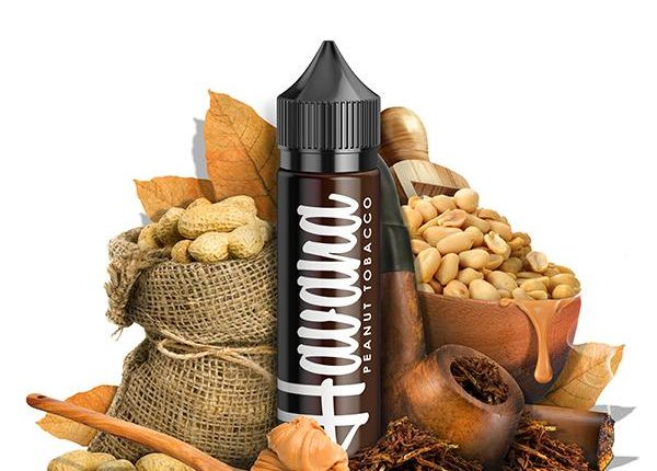 Peanut Tobacco E-Liquid by Humble Juice Co. Review