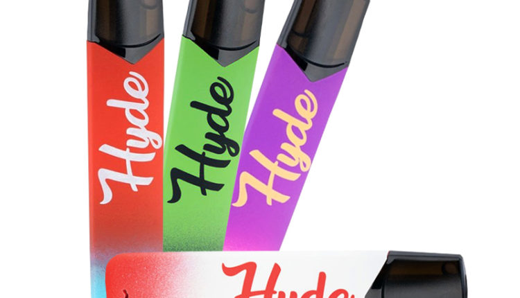 Hyde Vape Disposable Color Edition Singles 25mg & 50mg Review